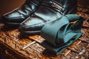 Hemd Krawatte Fliege Luxus